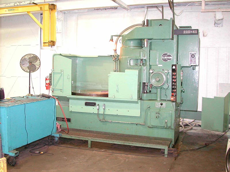 Blanchard Grinding CNC Services