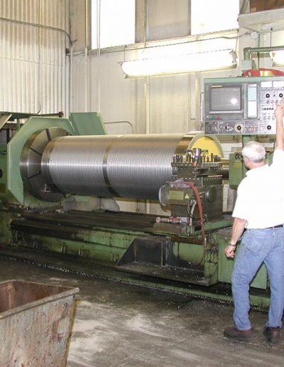 Large CNC Lathe