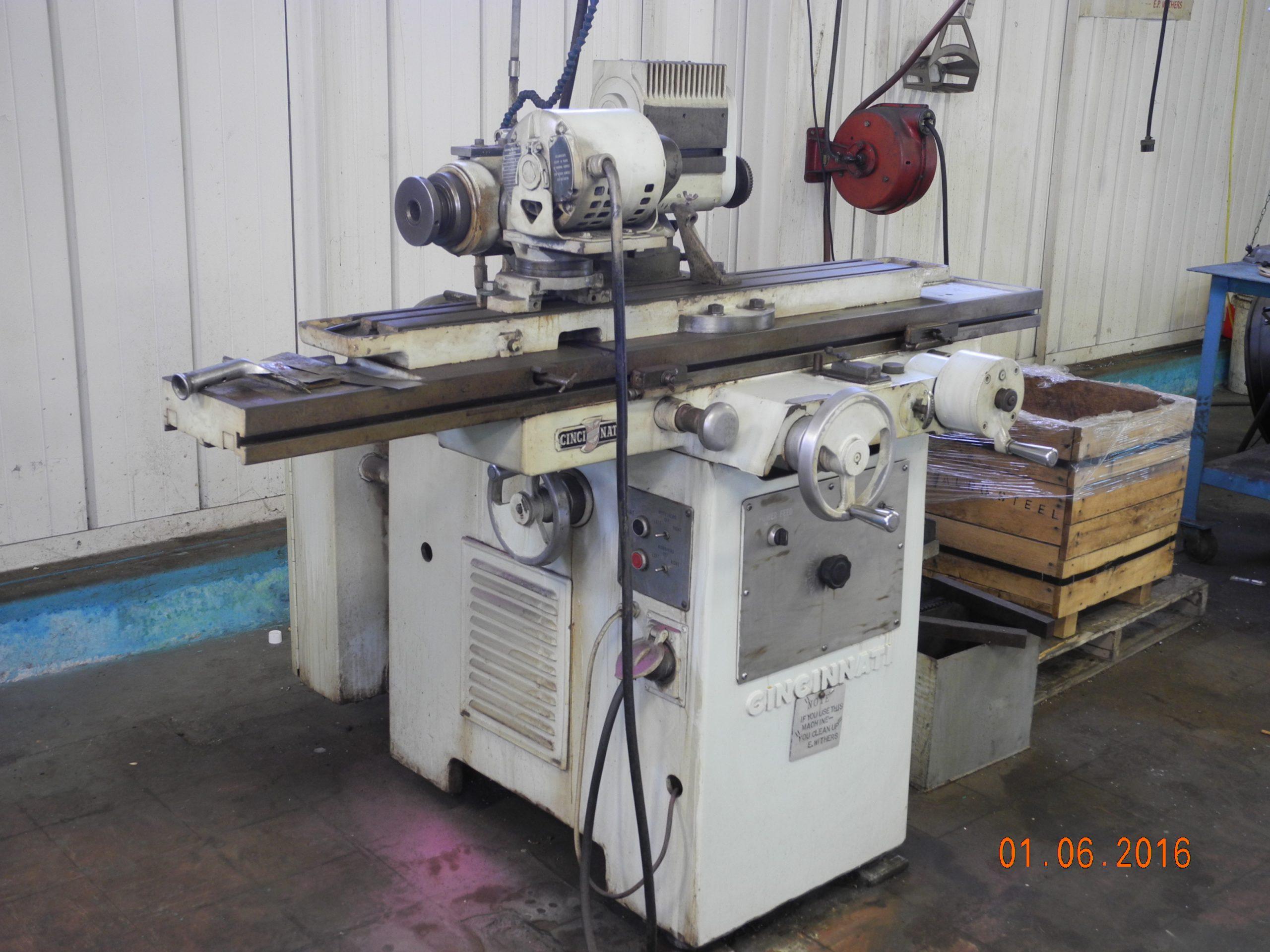 Cincinnati - Tool Cutter & Grinder