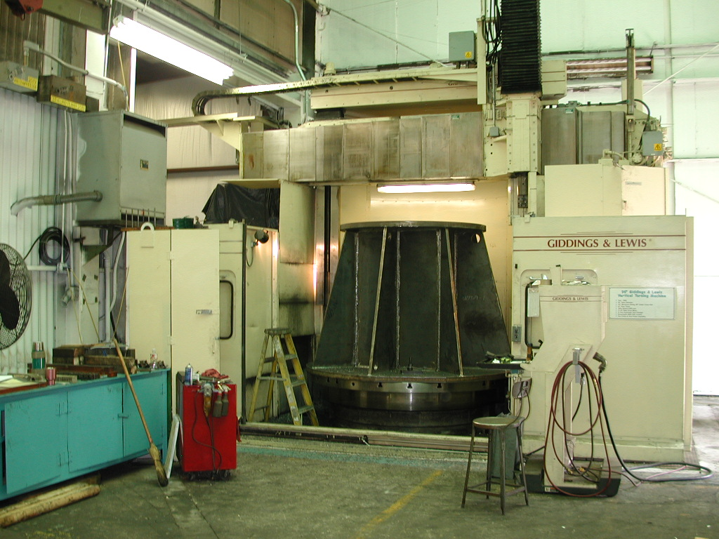 VTL Vertical Turning Lathe