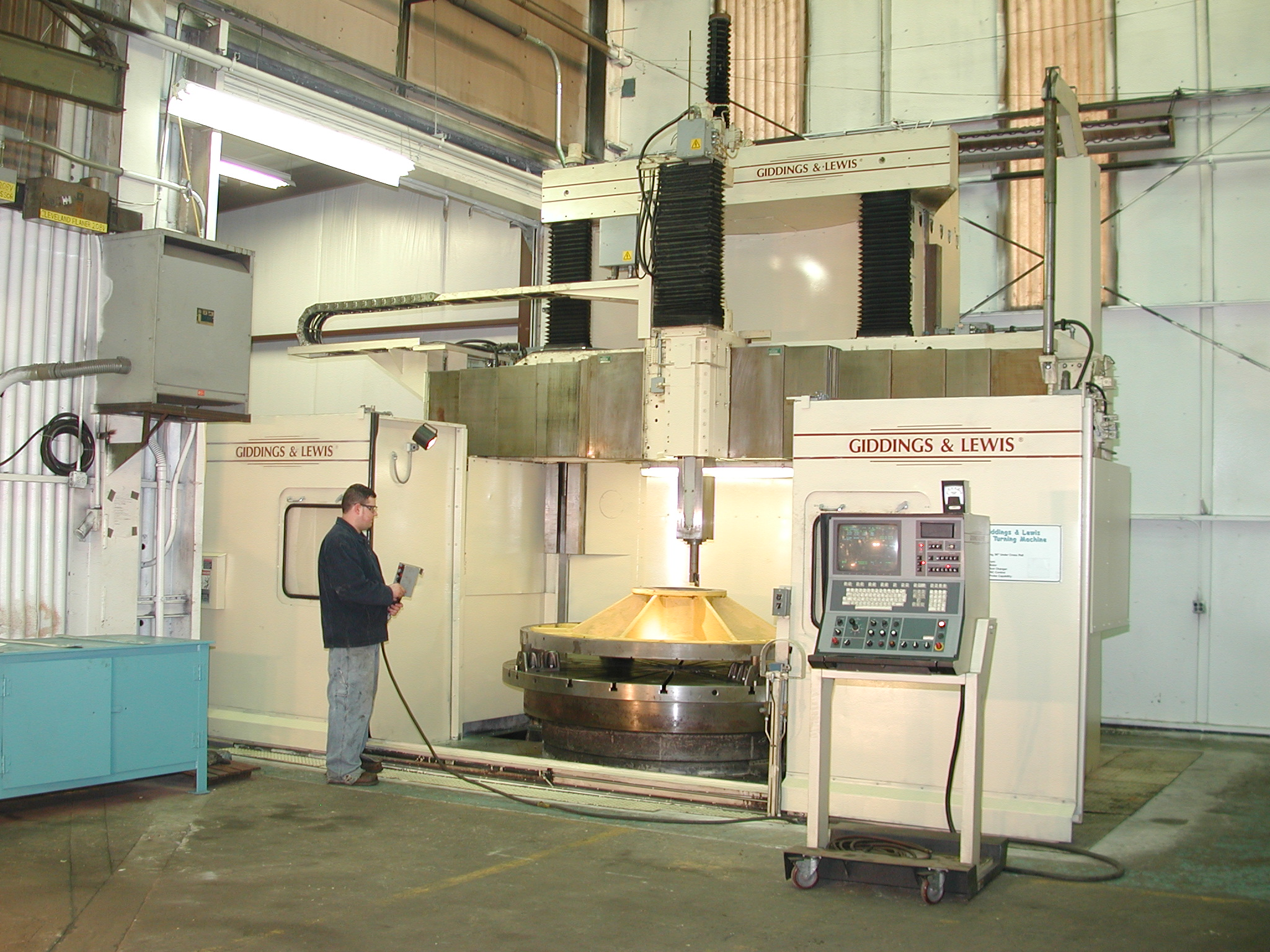 Vertical Boring & Milling Services