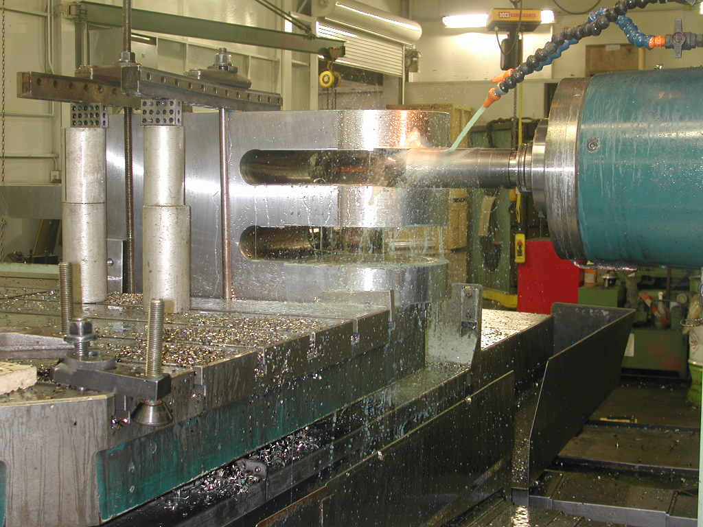 CNC Horizontal Milling