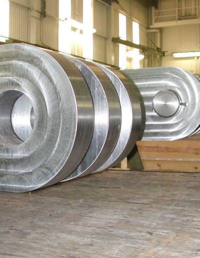 CNC Milling Large Part Milling