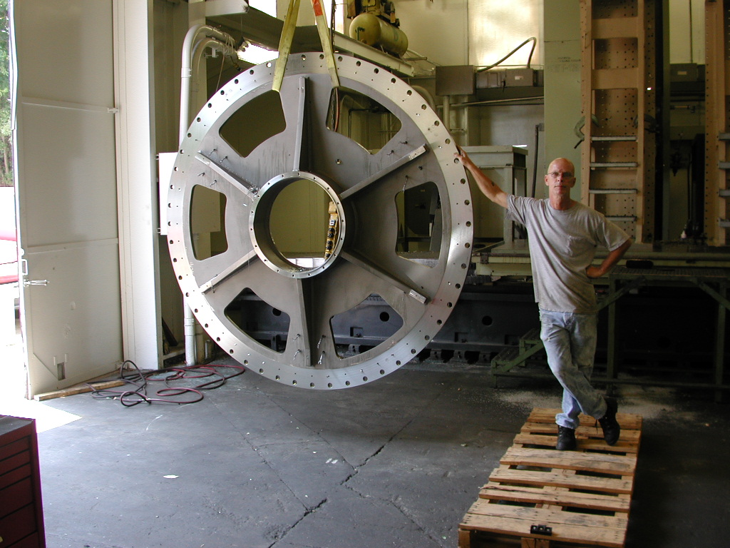 CNC Horizontal Milling and Boring